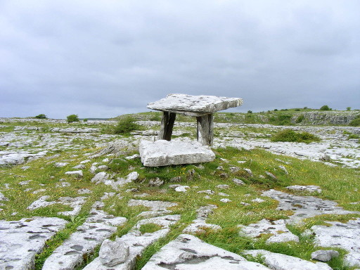 A Borrowed Name - The Poulnabrone Dolmen