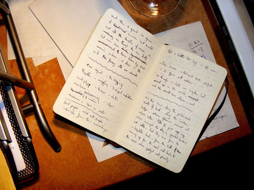 Notes & Notions - or just basic scribbles