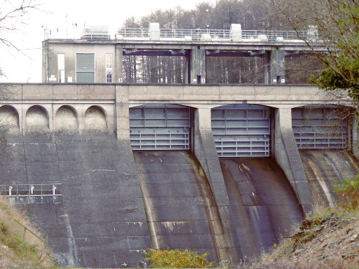 The Poulaphouca Dam